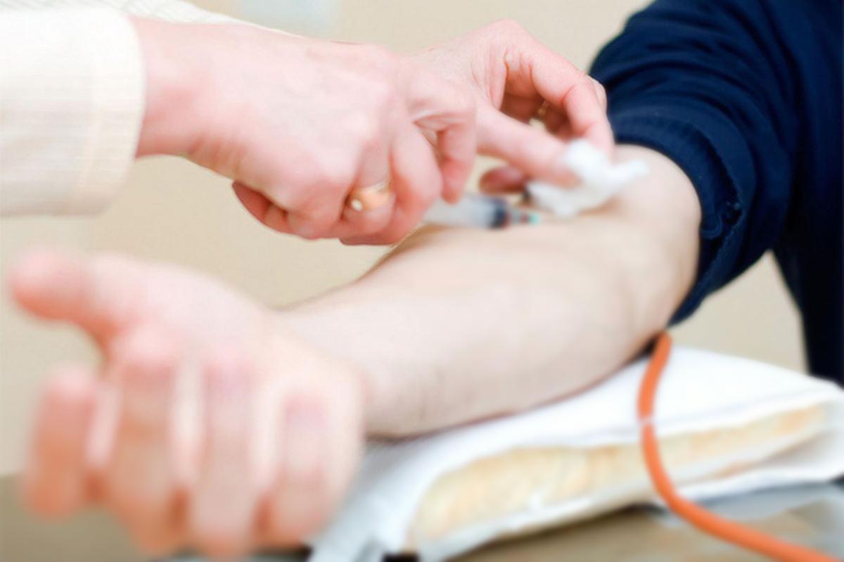 Blood Drawn Drug Testing
