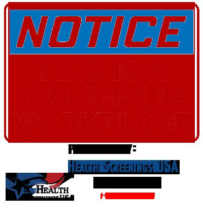 Drug Testing Centers Nationwide