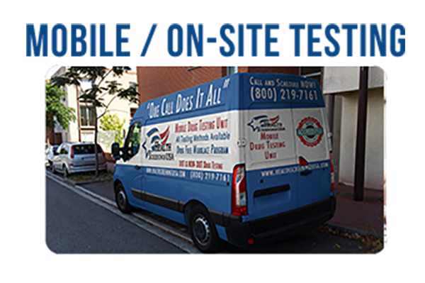 Mobile On-Site Drug Testing